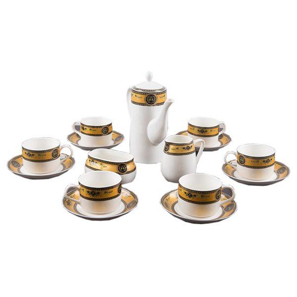 طقم شاي بورسيلان