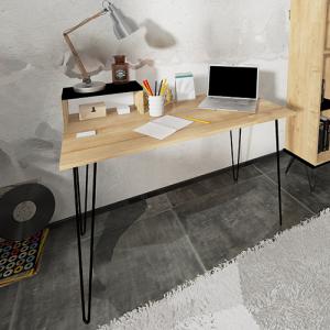 طاولة عمل مكتبية موديل جنتل مصممة