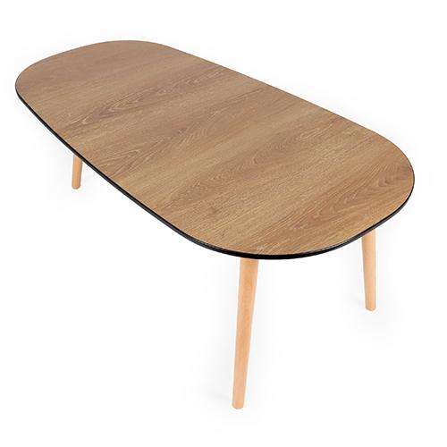 سطح علوي لطاولة قهوة خشبية