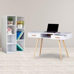 طاولة جانبية مكتبية ومدخل من يوتريد