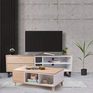 طاولة تلفاز وقهوة من يوتريد