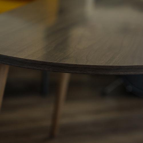 طاولة القهوة موديل أسوس بني