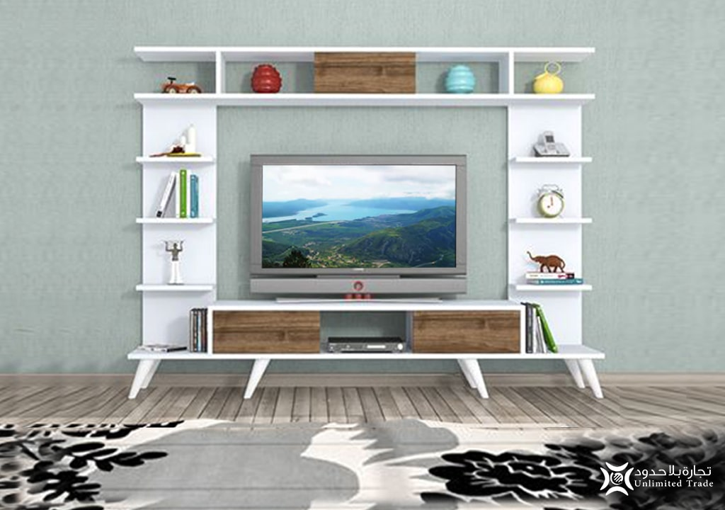 طاولة التلفاز روتيرو؛ التلفاز كما لم تشاهده من قبل
