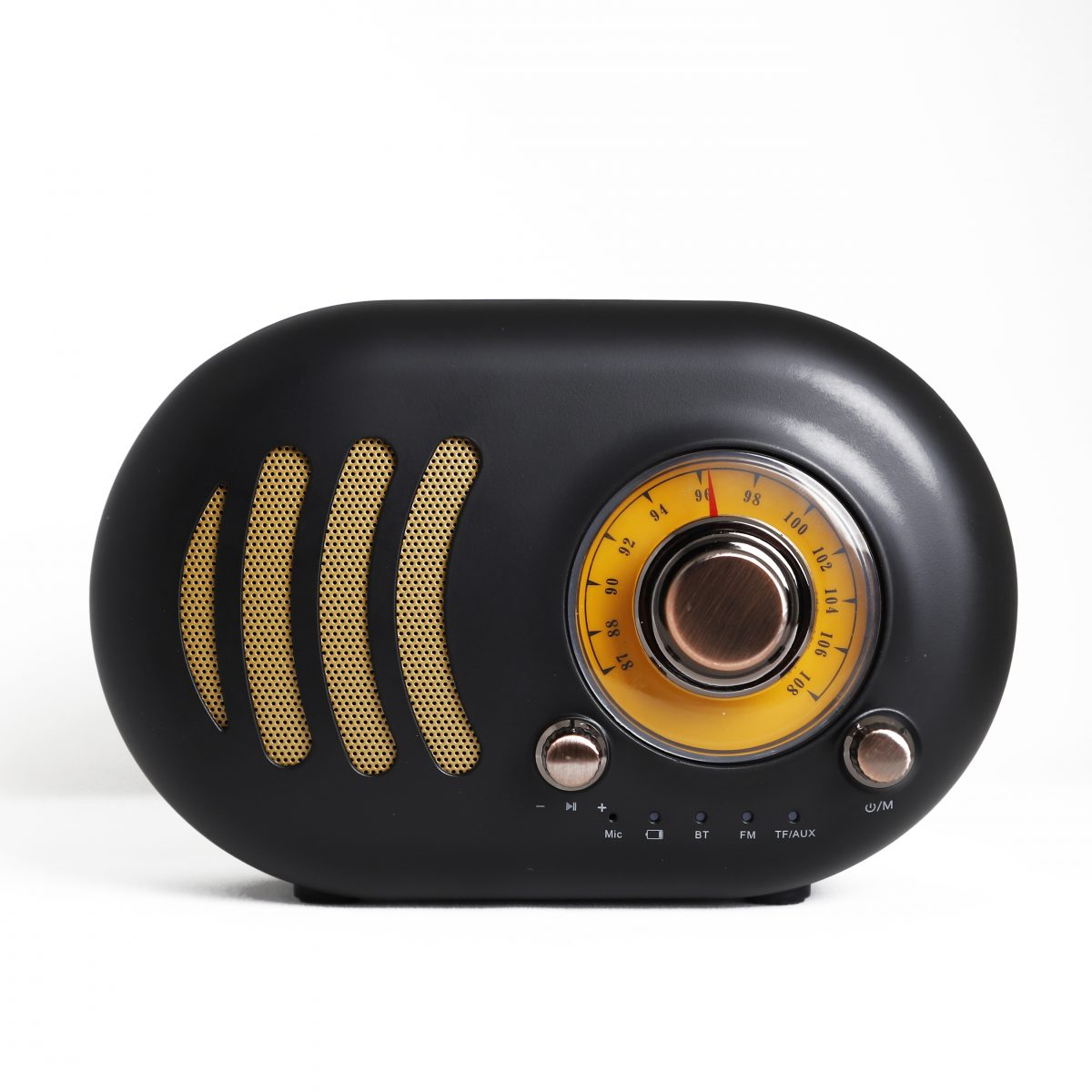 راديو ومشغل وسائط